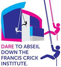 Francis Crick Abseil